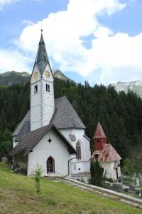 Cerkev v Solcavi